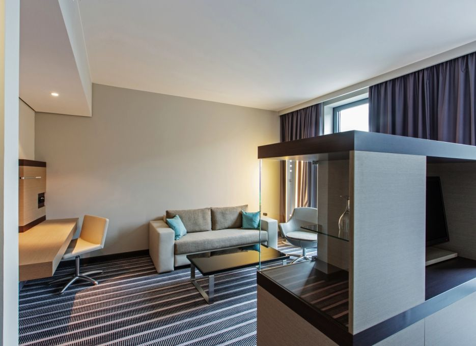 Steigenberger Airport Hotel Berlin - Junior Suite