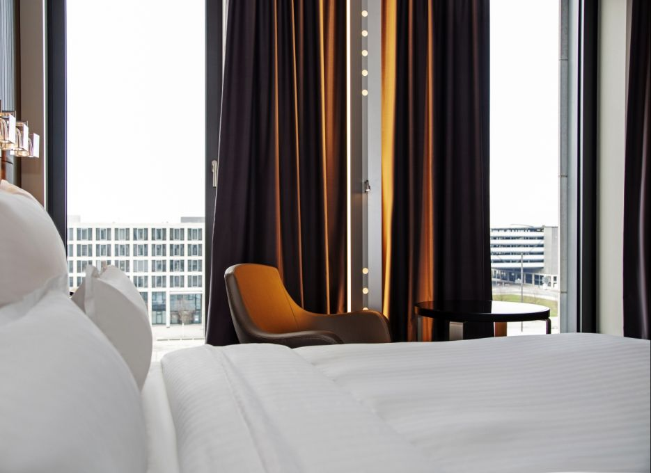 Steigenberger Airport Hotel Berlin - Suite