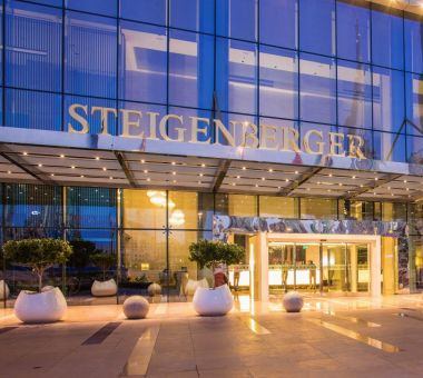 Steigenberger Hotel Business Bay, Dubai - Exterior view