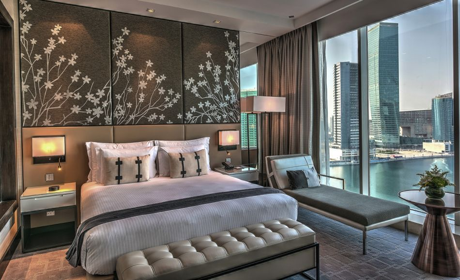 Steigenberger Hotel Business Bay, Dubai - Rooms