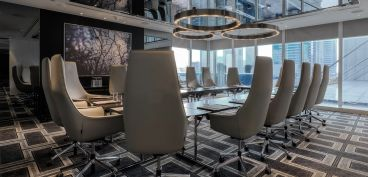 Steigenberger Hotel Business Bay, Dubai - Meetings