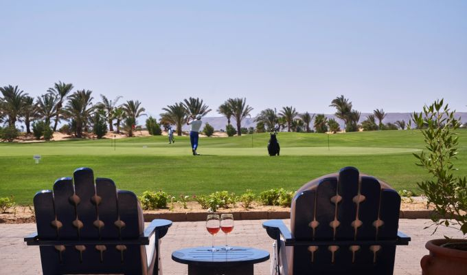 Steigenberger Golf Resort, El Gouna - Green Bar