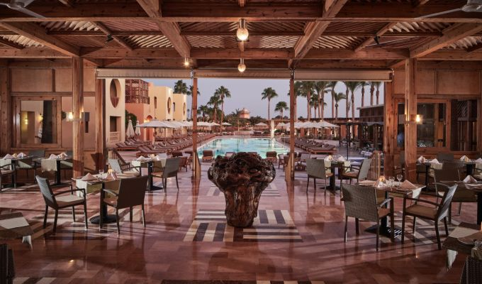 Steigenberger Golf Resort, El Gouna - Restaurant Fairways