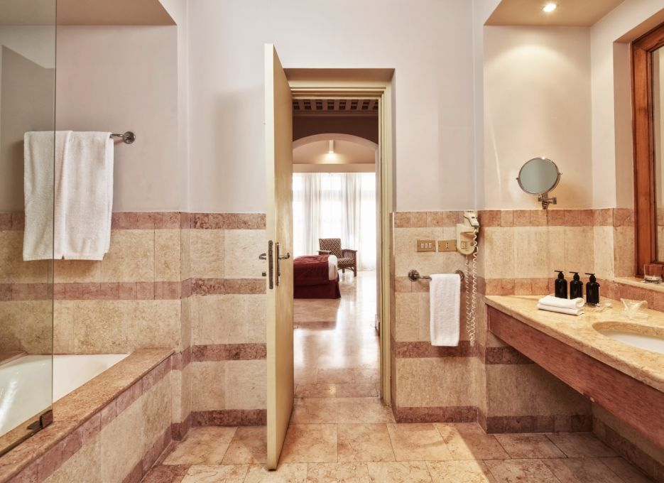 Steigenberger Golf Resort, El Gouna - Bathroom
