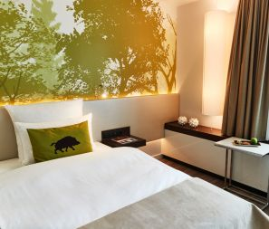 Steigenberger Airport Hotel, Frankfurt - Business single room