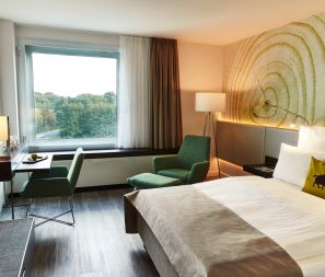 Steigenberger Airport Hotel, Frankfurt - Business room