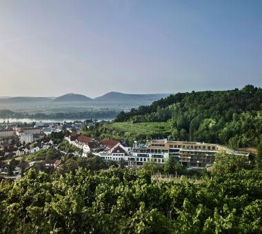 Hotel in Krems, Steigenberger Hotel & Spa, Aussicht