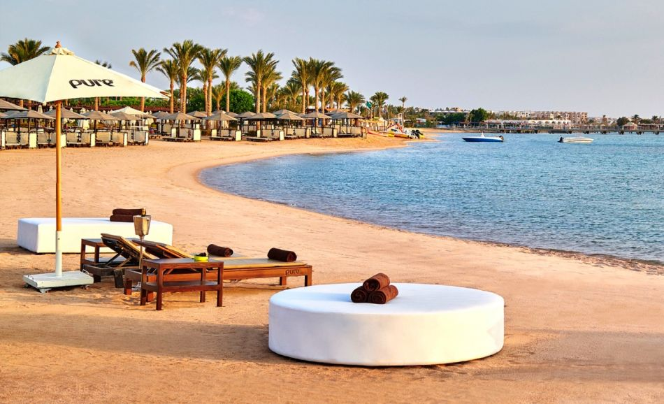 Steigenberger Pure Lifestyle, Hurghada - Beach