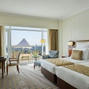 Steigenberger Pyramids Cairo, Gizeh - Deluxe Pyramids View Room