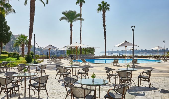 Steigenberger Resort Achti, Luxor - Bungalow and Nile Side Pools Bar & Grill