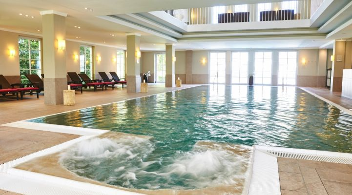 Steigenberger Strandhotel & Spa Zingst - Fitness & Wellness