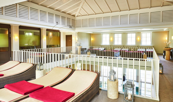 Steigenberger Strandhotel and Spa Zingst - Wellnesspavillon