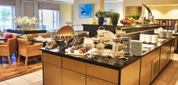 Steigenberger Strandhotel & Spa, Zingst - Breakfast