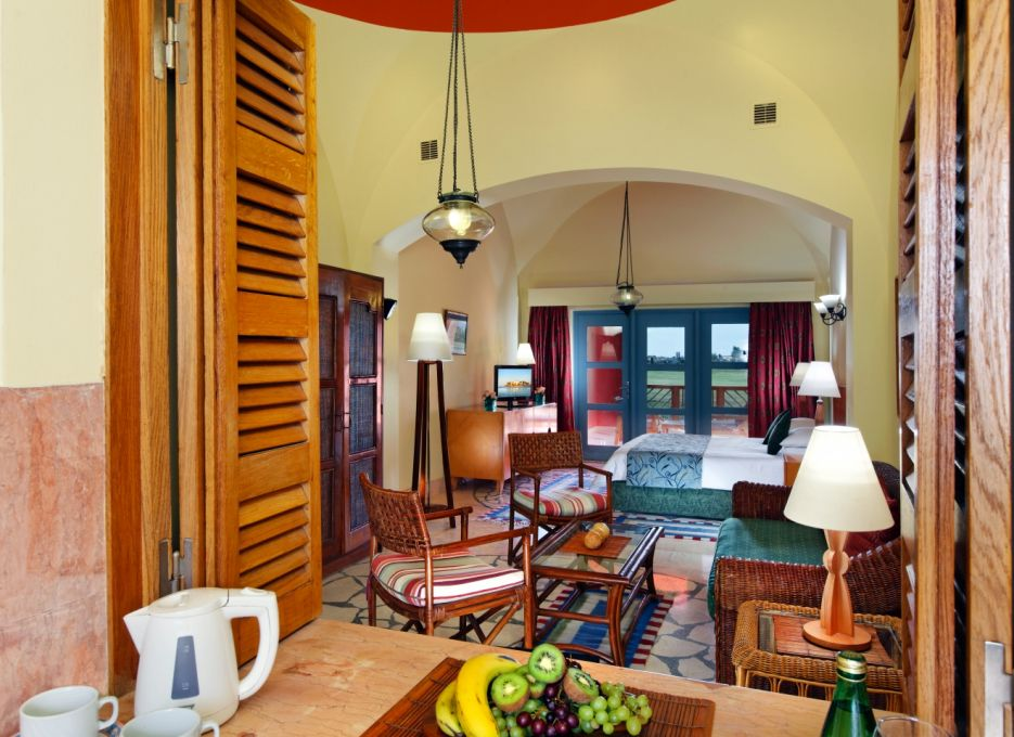 Steigenberger Golf Resort, El Gouna – family room
