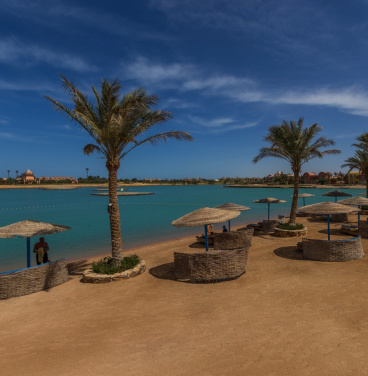 Strand Steigenberger Golf Resort El Gouna - Pools