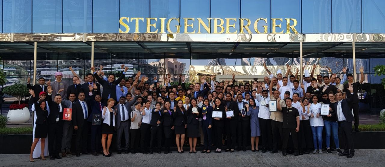 Steigenberger Hotel Business Bay - Hotel Team