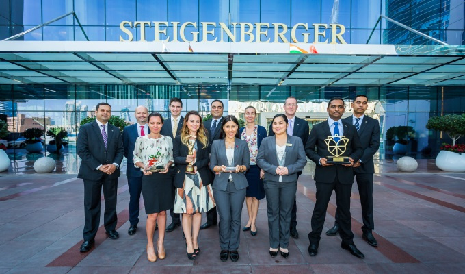 Steigenberger Hotel Business Bay, Dubai - Team
