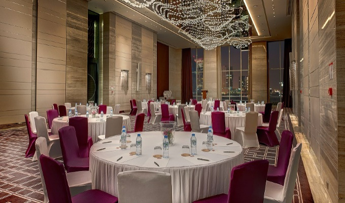 Steigenberger Business Bay Dubai - Hotel Lighting Award