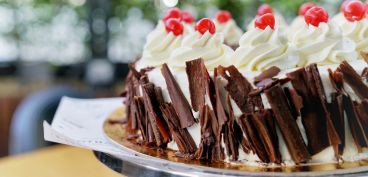 Brothaus Bakery, Blackforest Cake