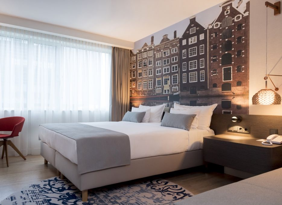 Steigenberger Airport Hotel, Amsterdam - Deluxe Room