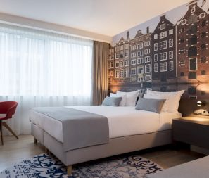 Steigenberger Airport Hotel, Amsterdam - Chambre Deluxe