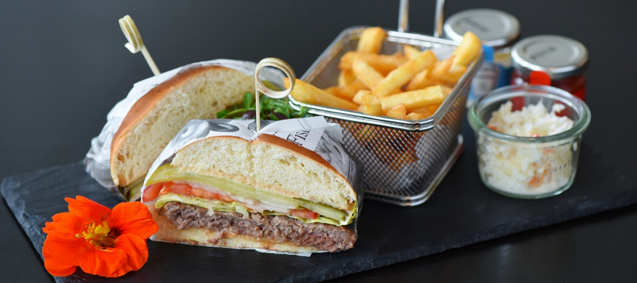 Steigenberger Signature Dishes - Burger