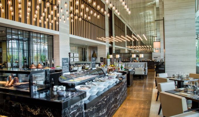 Steigenberger Hotel Business Bay, Dubai – Bayside Restaurant and Terrace