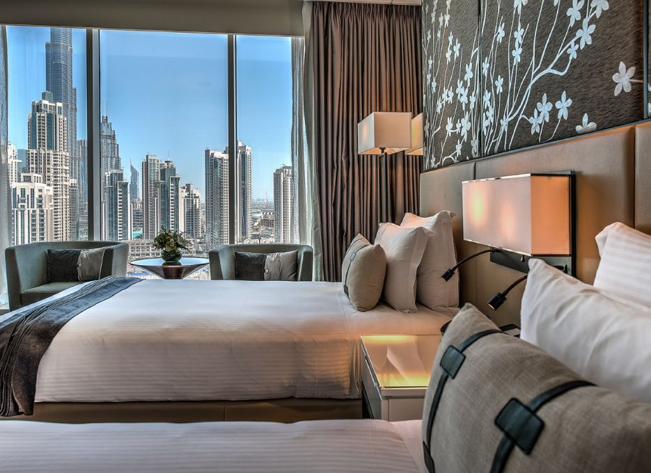 Steigenberger Hotel Business Bay, Dubai - Superior Room