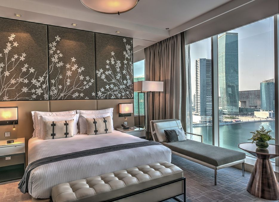 Steigenberger Hotel Business Bay, Dubai - Canal Suite