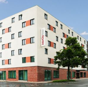 Hotel in Essen - IntercityHotel Essen, buitenaanzicht