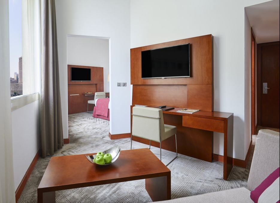 Steigenberger El Tahrir, Cairo - Junior Suite