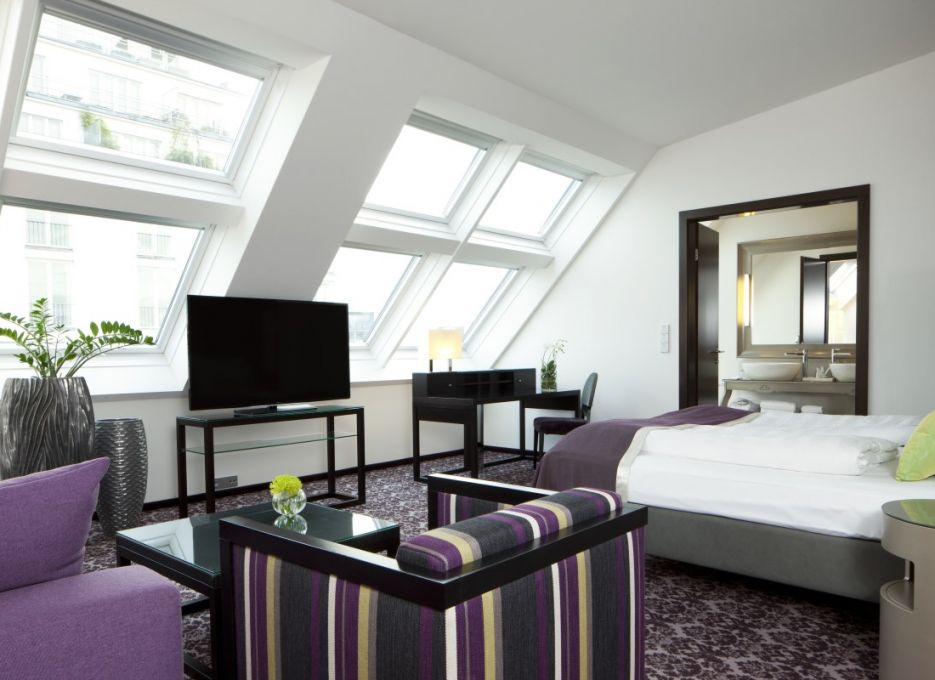 Steigenberger Hotel Herrenhof, Vienna - Junior Suite