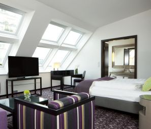 Steigenberger Hotel Herrenhof, Wien - Junior Suite