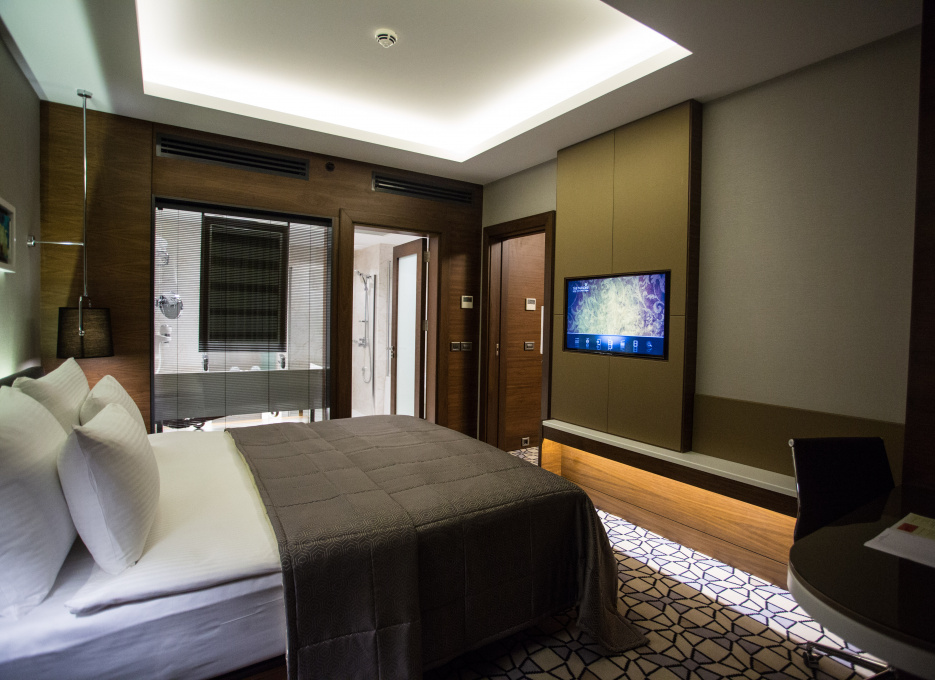 Steigenberger Airport Hotel, Istanbul - Family room