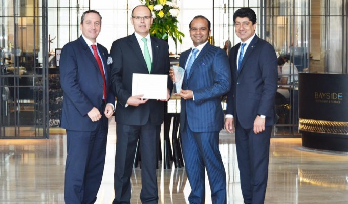 Steigenberger Hotel Business Bay, Dubai - LTG Awards