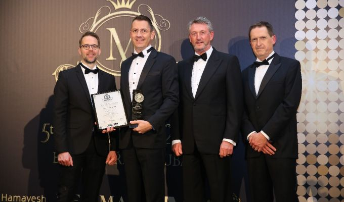 Steigenberger Hotel Business Bay, Dubai - MENAA Awards 2018