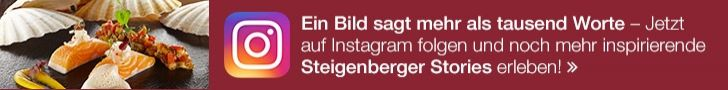 Steigenberger Hotels and Resorts auf Instagram