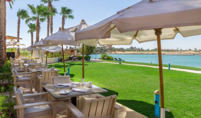 Steigenberger Golf Resort El Gouna -  Lagoon Terrace