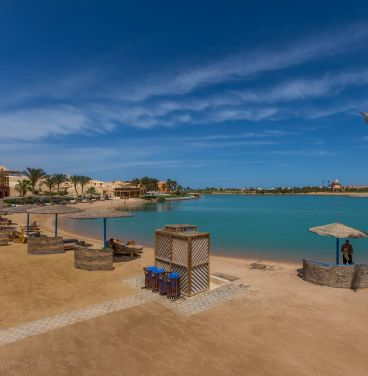 Steigenberger Golf Resort, El Gouna - Lagoon