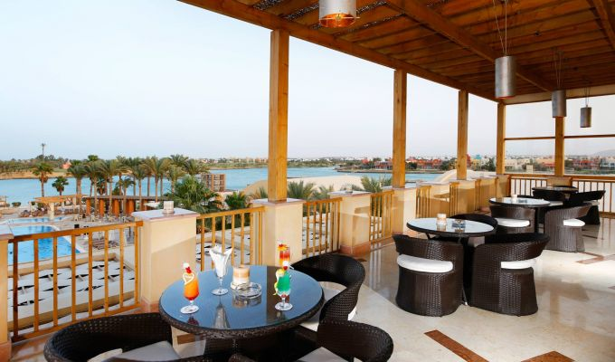 Steigenberger Golf Resort, El Gouna - Par 19 Terrace