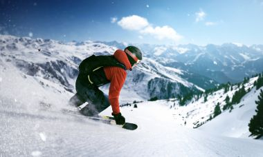 Steigenberger Hotels and Resorts - Neve e montagna