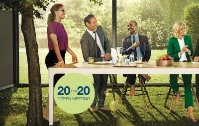 Steigenberger 20for20 Green Meeting