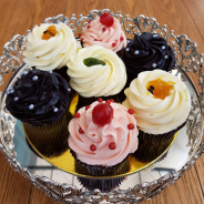 Brothaus Bakery - Cup cake selection