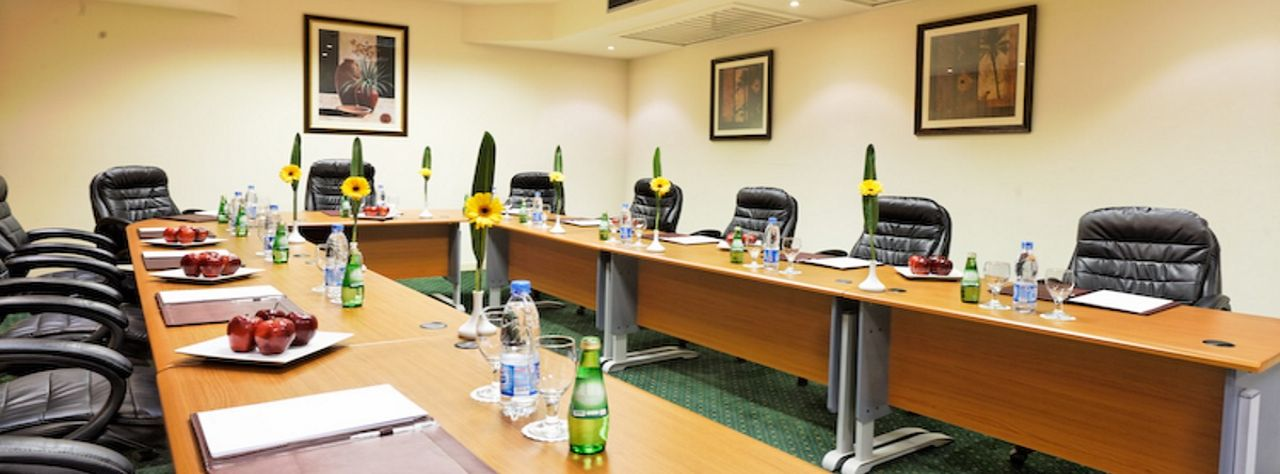 Cairo Pyramids Hotel, Cairo/Egypt - Conference room