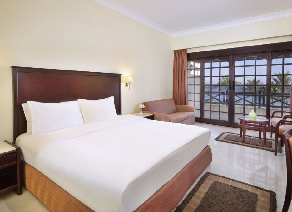 Taba Hotel & Nelson Village, Taba - Nelson Deluxe room with sea-view