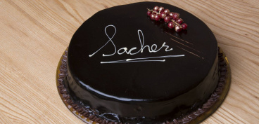 Brothaus Bakery - Sacher cake