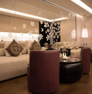 Steigenberger Hotel Business Bay, Dubai - The Spa Lounge