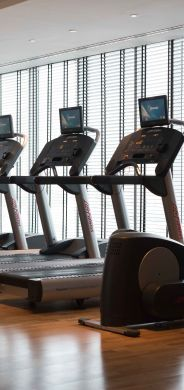 Steigenberger Hotel Business Bay, Dubai - Fitness area